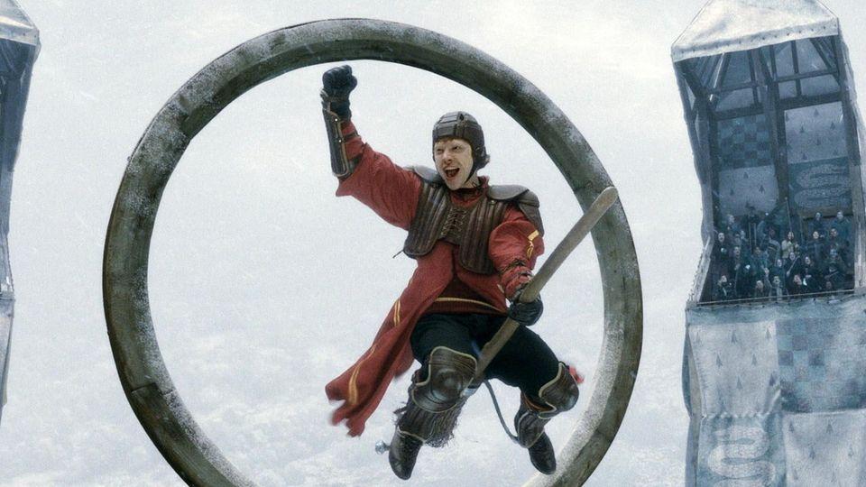 """""""Quidditch"""" aus den Harry-Potter-Filmen"""
