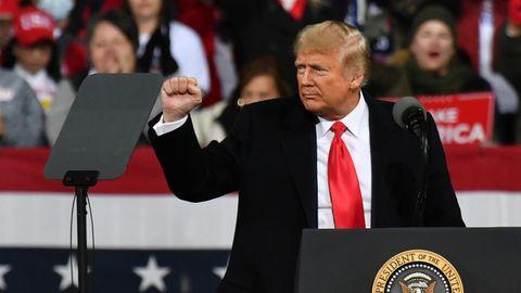 Versammlung am 6. Januar: Unbelegter Vorwurf des Wahlbetrugs: Trumps Getreue planen Showdown im Kongress