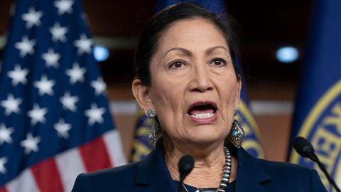 Deb Haaland, Abgeordnete der US-Demokraten