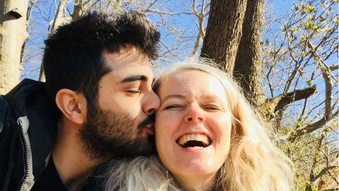 Katrine und Amed haben sich 2015 kennen gelernt