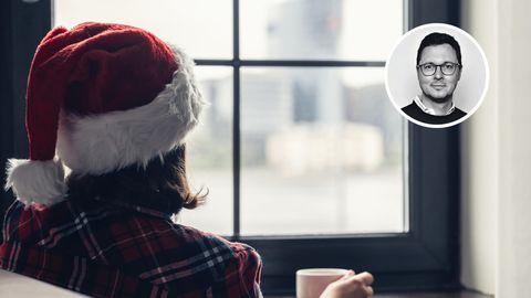 Wie man Weihnachten verbringt, ist nun jedem einigermaßen selbst überlassen - Vorsicht ist aber dennoch wohl die beste Alternative