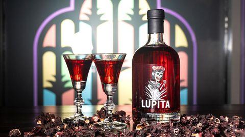 Die Lupita Margarita ist eine der spannendsten neuen Spirituosen des Jahres.