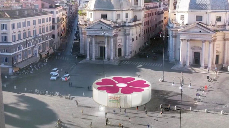 Mobile Impfzentren: Italien baut Pop-up-Blumen – auch ein Modell für Deutschland?