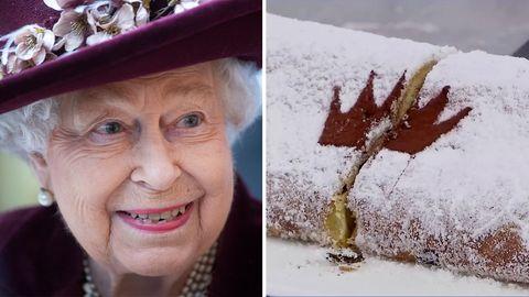 Stollen aus München begeistern die Queen