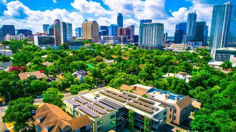 Austin ist kein verschlafenes Nest, sondern eine pulsierende Metropole.