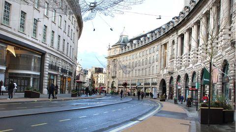Corona-Lockdown in London