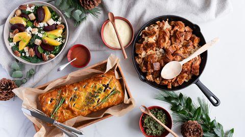 Zero Food Waste Weihnachtsmenü