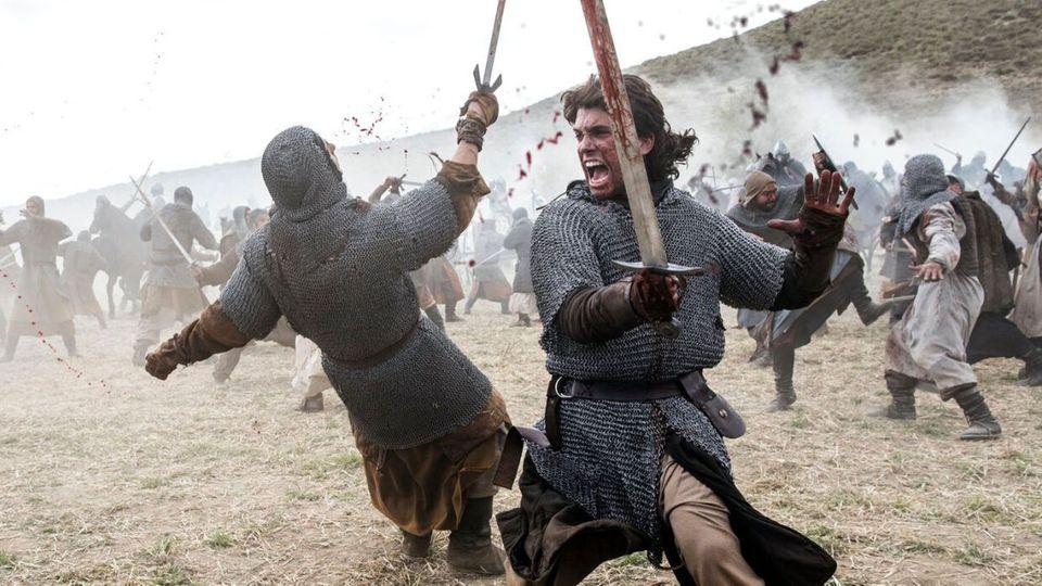 Nur auf dem Feld kommt der Einzelgänger aus sich heraus. In der Schlacht von Graus eilt Rodrigo dem bedrängten Prinzen zur Hilfe.