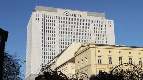 Die Charité in Berlin-Mitte