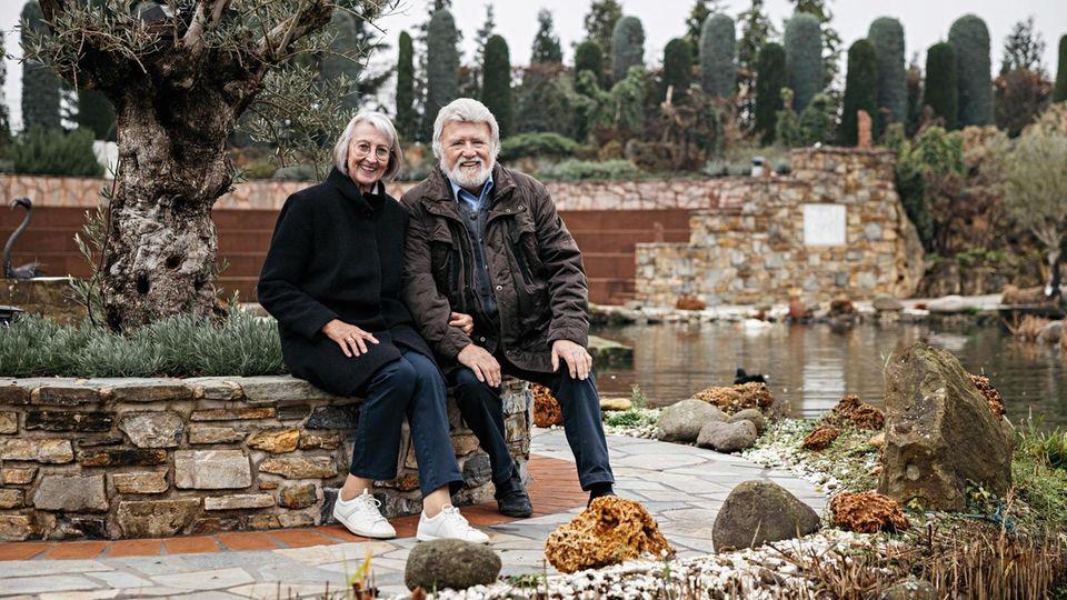 Ursula und Helmut Richter aus Preußisch Oldendurf