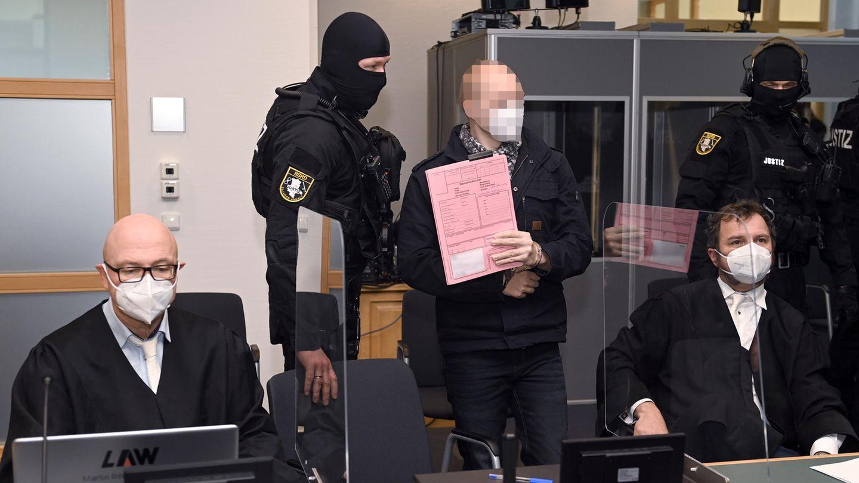 """Lebenslang für Halle-Attentäter: Richterin: """"Herr B., Sie sind ein Menschenfeind"""""""