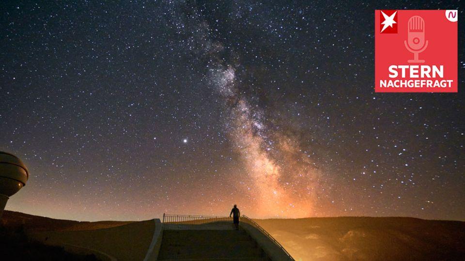"""Podcast """"STERN nachgefragt"""": Kann Astrologie unser Leben bestimmen?"""