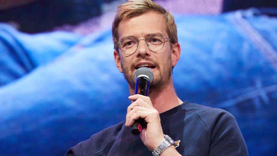 TV-Moderator Joko Winterscheidt engagiert sich zunehmend als Investor und Gründer von Start-ups.