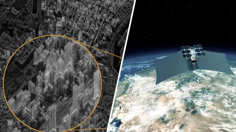 Diese Satelliten wecken Ängste: Können neue US-Spionagesatelliten durch Wände sehen?
