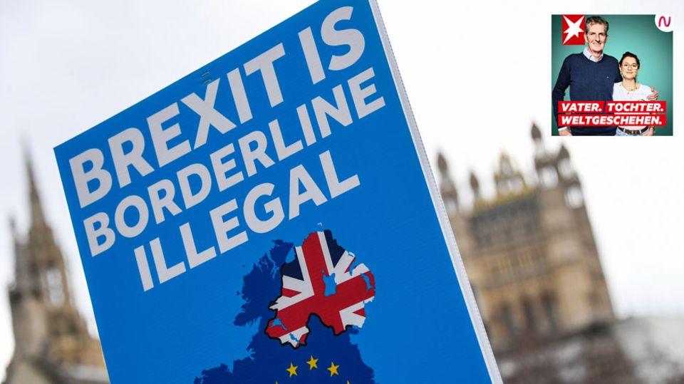 stern-Podcast: Johnson in der Brexit-Falle – Gibt's noch einen Ausweg?