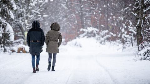 Französische Alpen: Von Lawine begraben: Zwölfjähriger überlebt 40 Minuten unter Schneemassen
