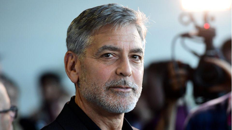 Hollywood-Filmstar George Clooneyengagiert sich politisch für die Vereinten Nationenund kämpft für Klimaschutz.