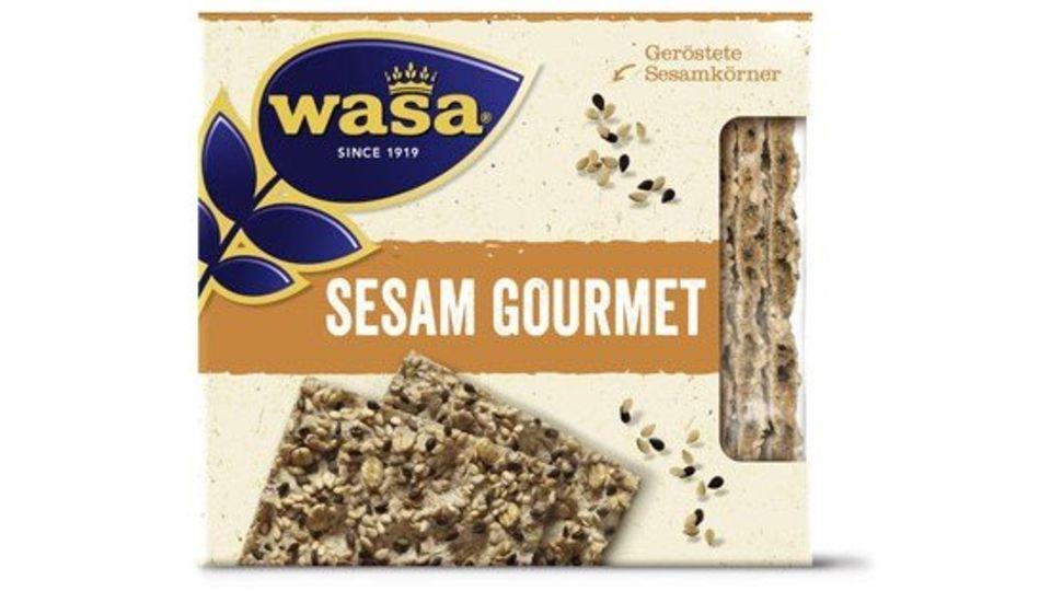 """Wasa """"Sesam Gourmet""""-Verpackung"""