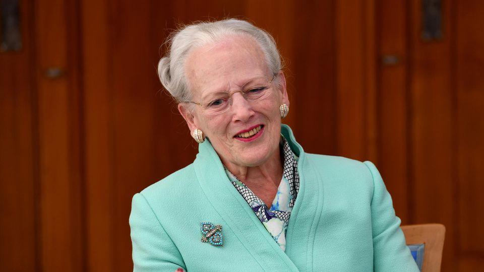 Königin Margrethe II von Dänemark