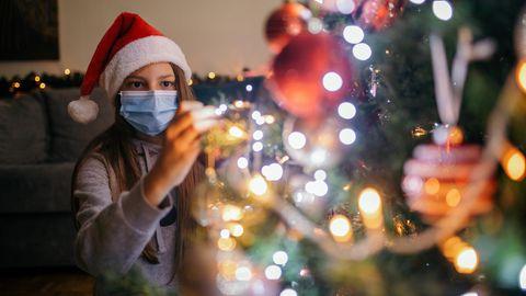 Weihnachten ist im Corona-Jahr anders als sonst