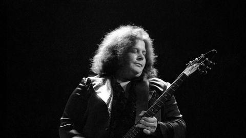 Leslie West gilt mit seiner Band Mountain als Mitbegründerdes Hard-Rock