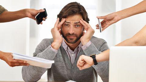 Alles soll am besten gleichzeitig erledigt werden - diese Einstellung ist auf Dauer für Arbeitgeber und -nehmer gefährlich.