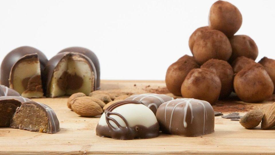 Von der Mandel zur Süßigkeit: So entsteht Marzipan