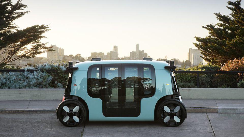 Amazons Zoox – das extrem wendige Roboterauto für die Stadt