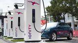 Ionity ist ein Zusammenschluss verschiedener Autobauer darunter BMW Mercedes VW Audi und Porsche