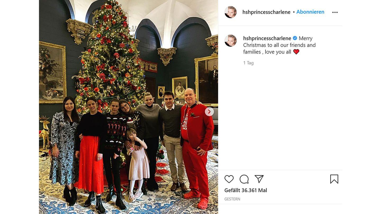 Vip News: Fürst Albert feiert Weihnachten in Crocs