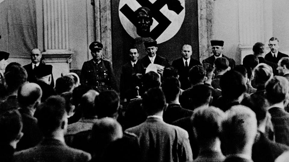 Gesetze aus der NS-Zeit