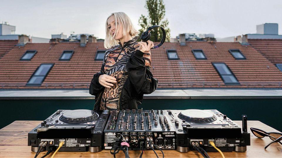 DJ Ellen Allien