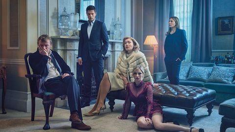 """Die schöne Welt der kriminellen Oligarchen geht zu Ende. Szeneaus der Serie """"McMafia""""."""