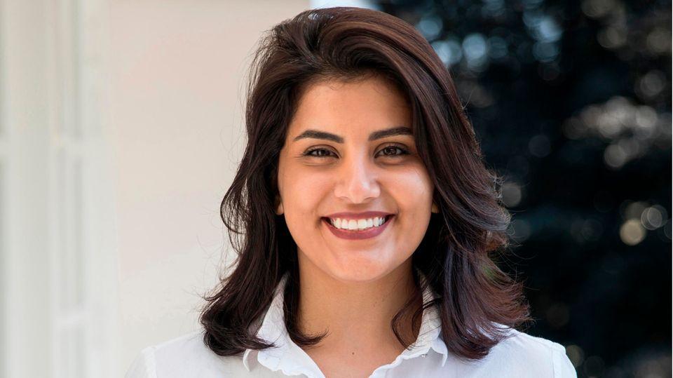 Die Menschenrechts-Aktivistin Ludschain al-Hathlulkämpfte unter anderem für das Recht der Frauen, Auto zu fahren