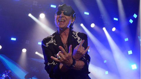 Klaus Meine, Sänger der Scorpions