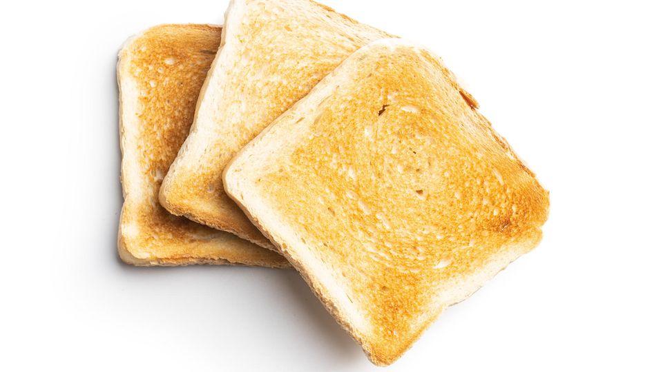 Toast Öko Test