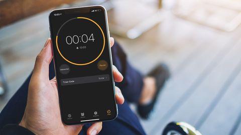 Der Timer des iPhones trickst die Nutzer aus