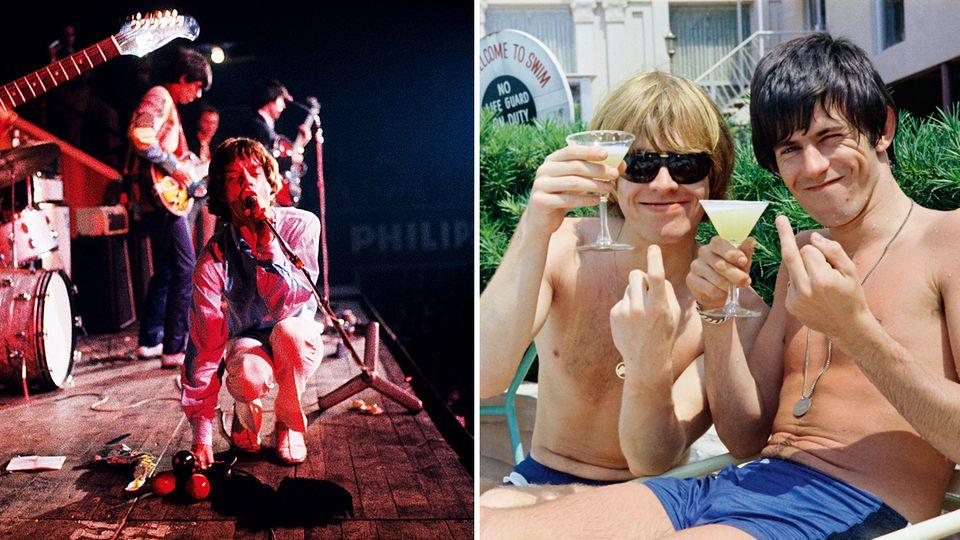 Rolling Stones Bildband