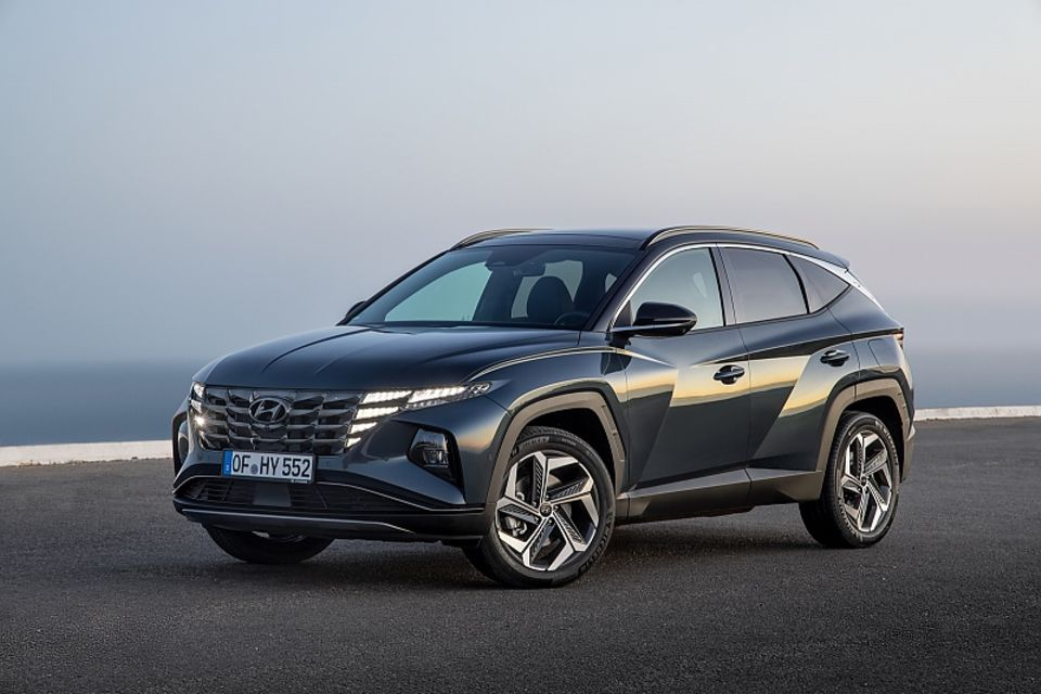 Hyundai Tucson 1.6 T- GDI Hybrid