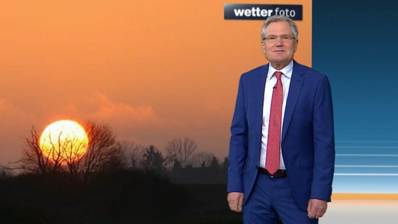 ZDF-Wetterexperte Gunther Tiersch