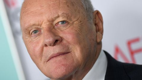 Schauspieler Anthony Hopkins