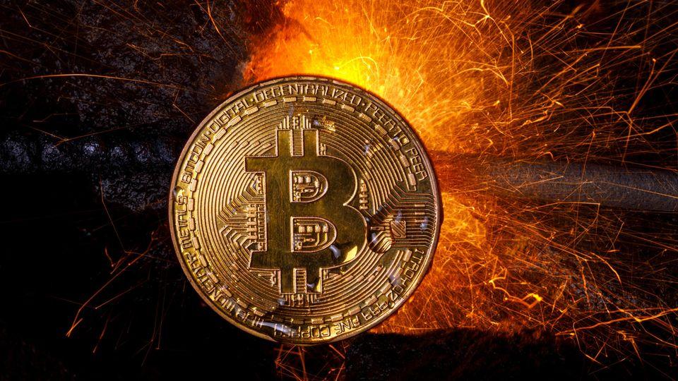 28.000 Dollar geknackt: Bitcoin eilt von einem Rekord zum nächsten - wie lange geht das noch gut?