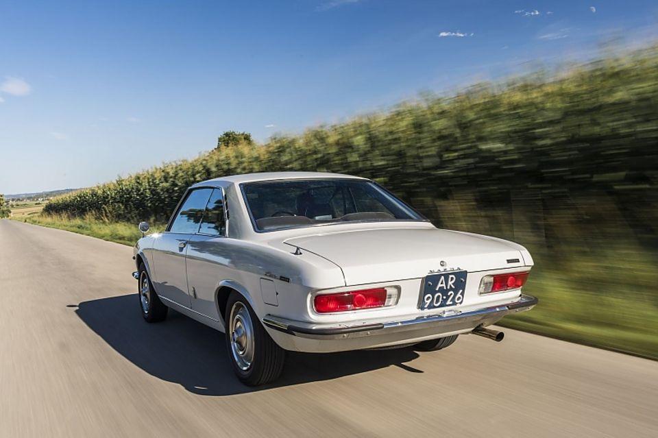"""Der Mazda Luce R130 wurde von Giorgetto Giugiaro für die """"Carrozzeria Bertone"""" entworfen"""