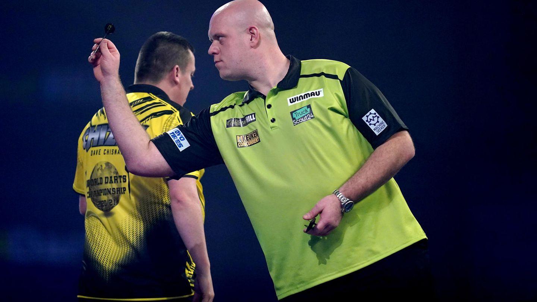 Darts WM Michael van Gerwien