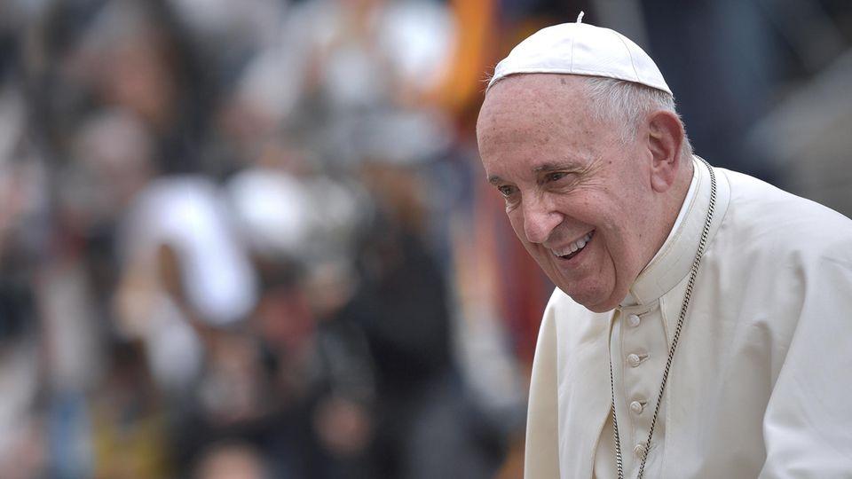 Papst Franziskus stand als Kind im Fußballtor