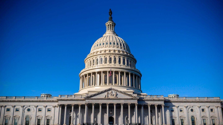 Das US-Kapitol in Washington D.C.