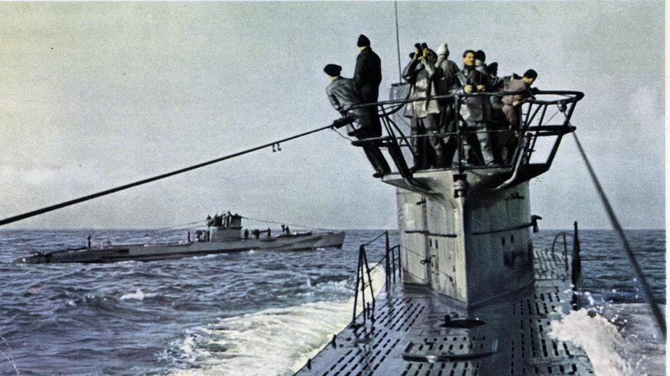 """Operation """"Pastorius"""": Acht Mann im U-Boot nach Amerika: Mit dieser verrückten Mission wollte Hitler die USA besiegen"""