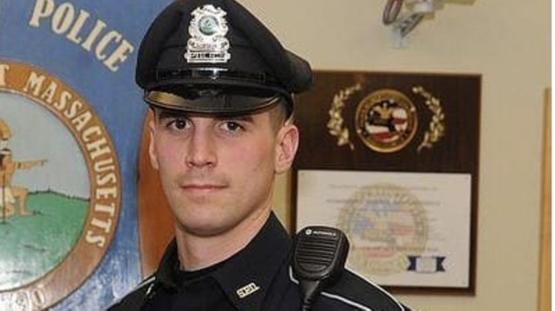 Polizist Matt Lima