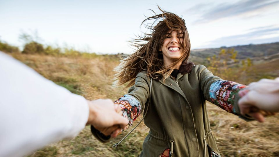 Ob Job, Beziehung oder Freizeit - sein Leben zum Besseren zu verändern, lohnt sich.