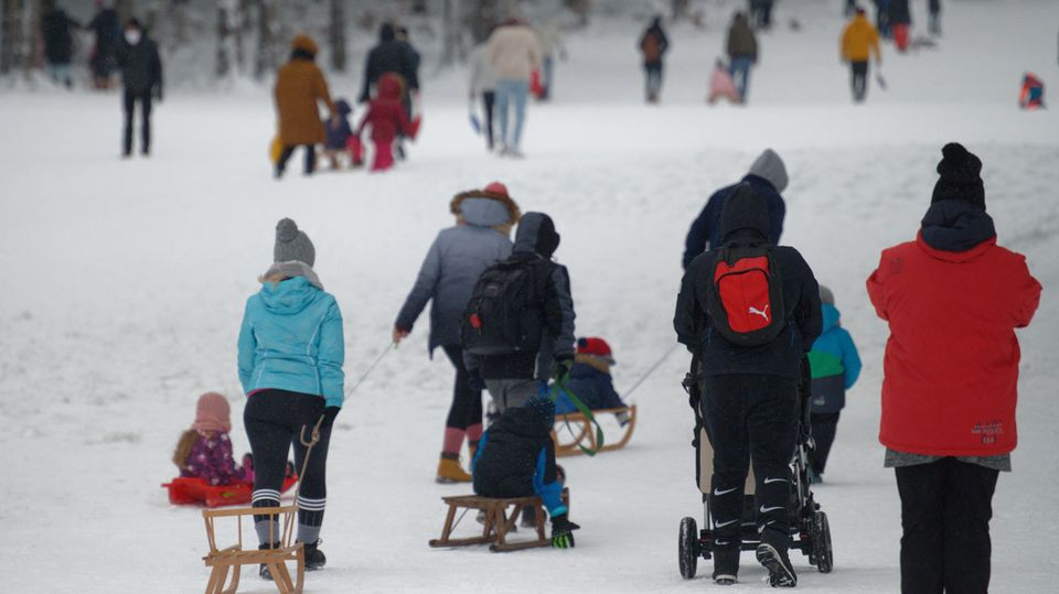 Coronavirus: So wollen Wintersportorte den nächsten Ansturm verhindern (Video)